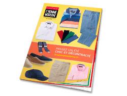 Votre nouveau catalogue
